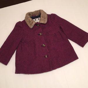 3T Cherokee coat